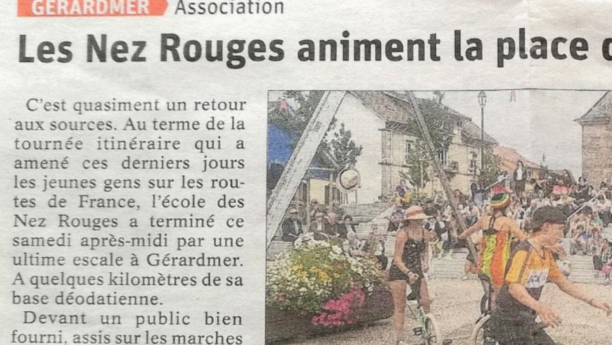 Tournée itinérante France projet ados été 2019 -2-